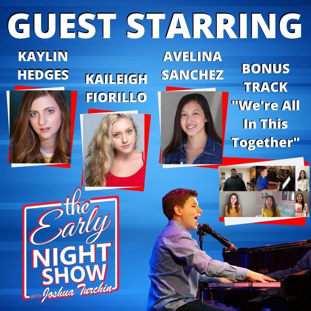 The Early Night Show with Joshua Turchin Season 1 Episode 7