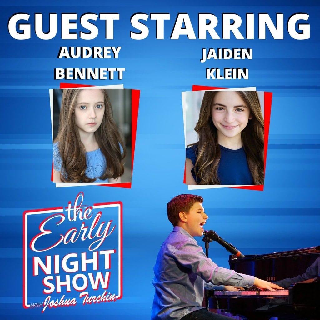 The Early Night Show with Joshua Turchin Season 1 Episode 8