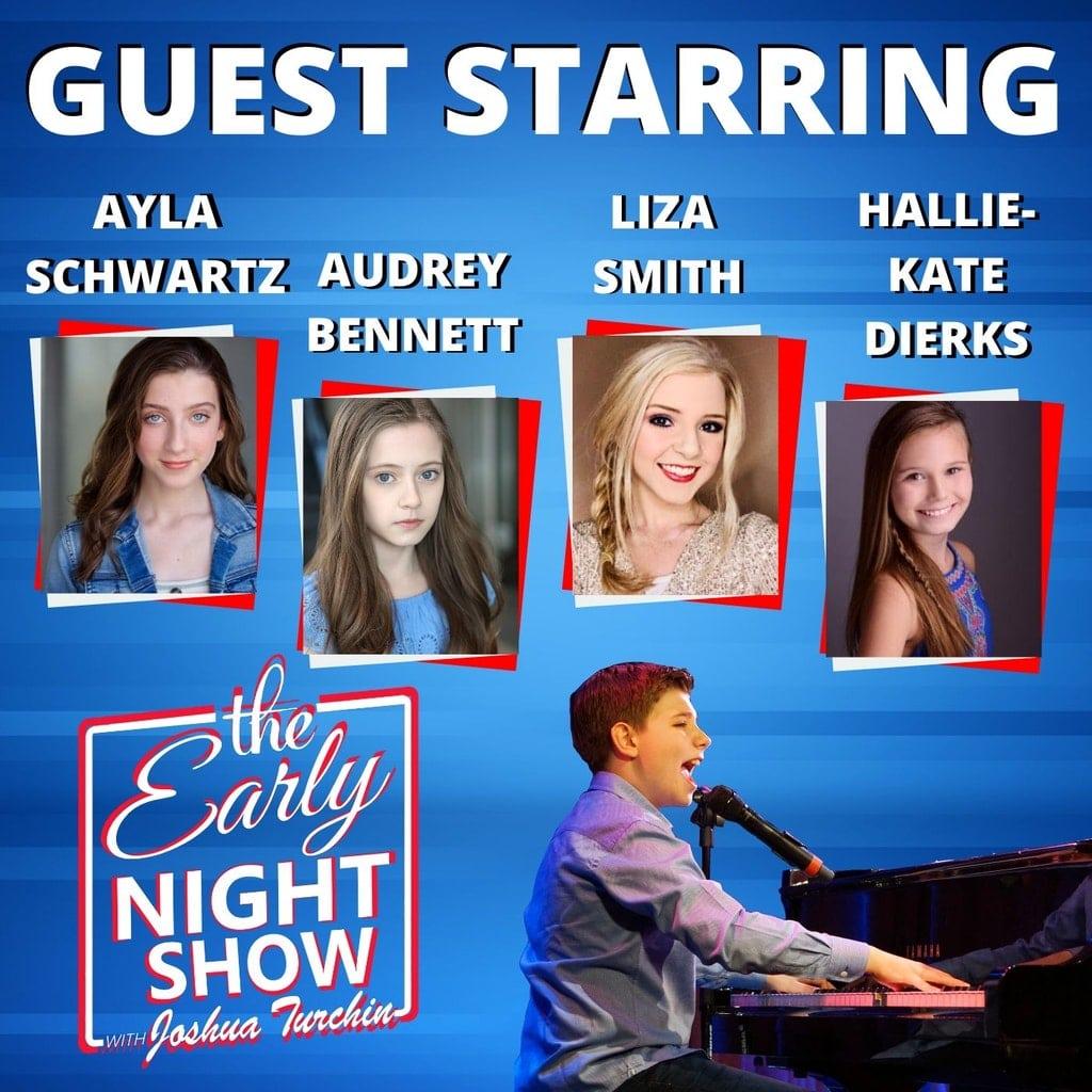 The Early Night Show - S2 Ep10 - Ayla Schwartz, Audrey Bennett, Liza Smith, Hallie-Kate Dierks