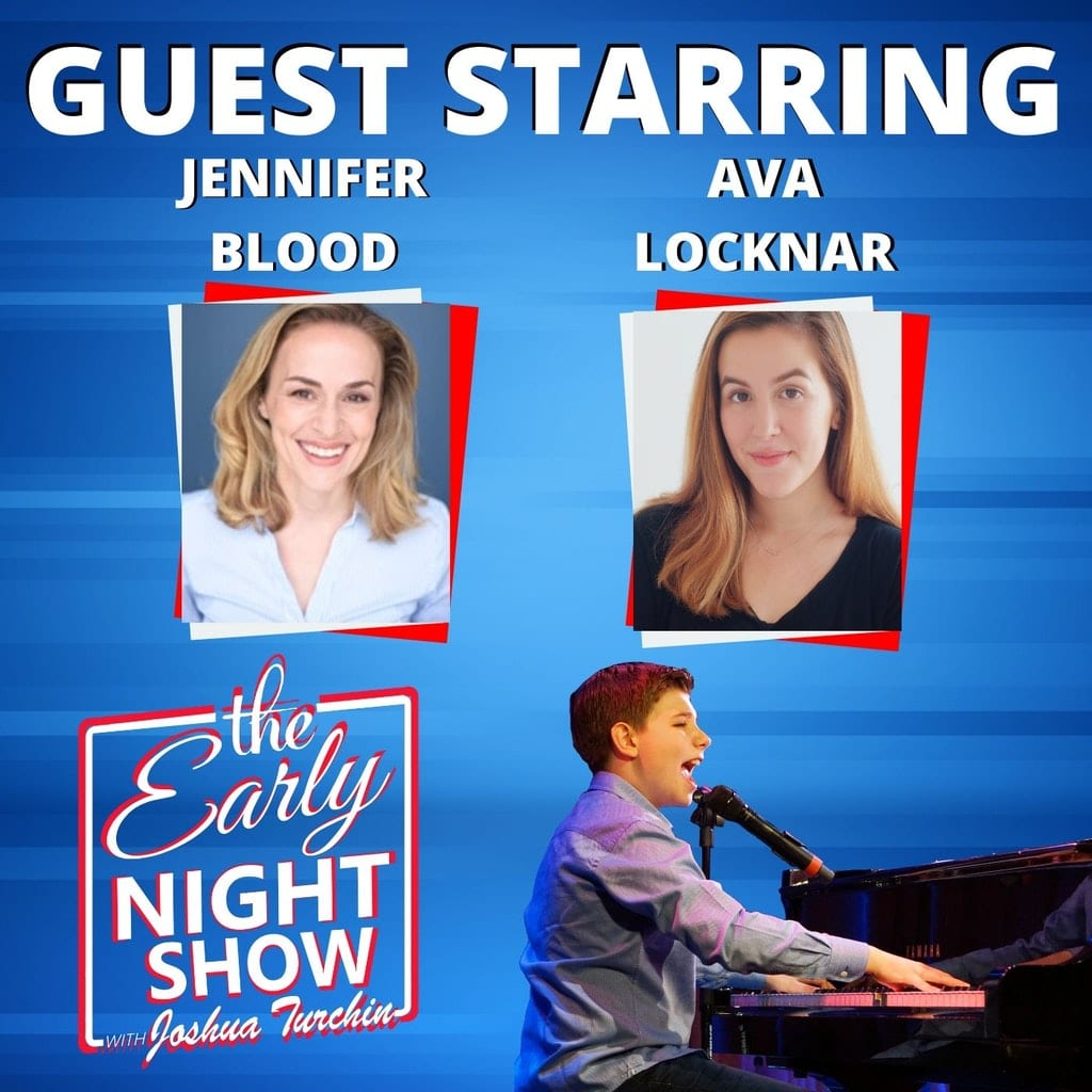 The Early Night Show - S2 Ep11 - Jennifer Blood and Ava Locknar