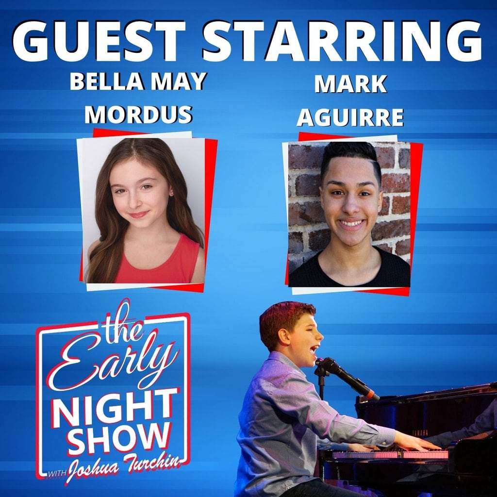 The Early Night Show - S2 Ep12 - Bella May Mordus and Mark Aguirre