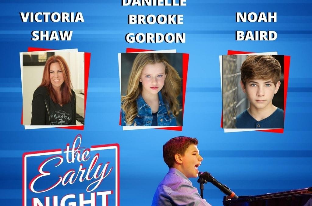 S2 Ep14 – Victoria Shaw, Noah Baird, Danielle Brooke Gordon