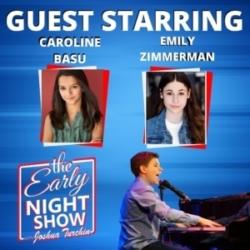 The Early Night Show - S2 Ep2 - Caroline Basu and Emily Zimmerman