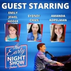 the Early Night Show Season 2 Episode 3 – Sydney Chan, Emily Jewel Hoder, Amanda Kopelman