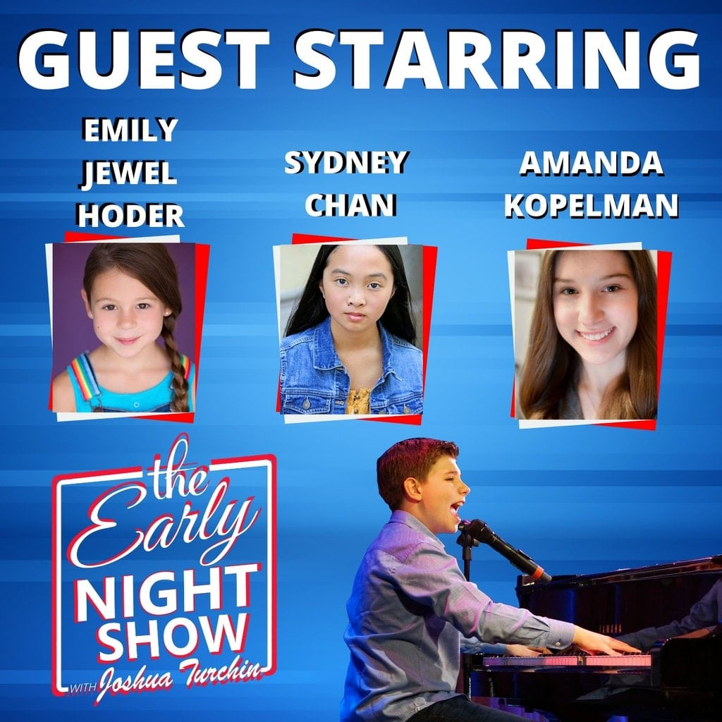 the Early Night Show Season 2 Episode 3 – Sydney Chan, Emily Jewel Hoder, Amanda Kopelman