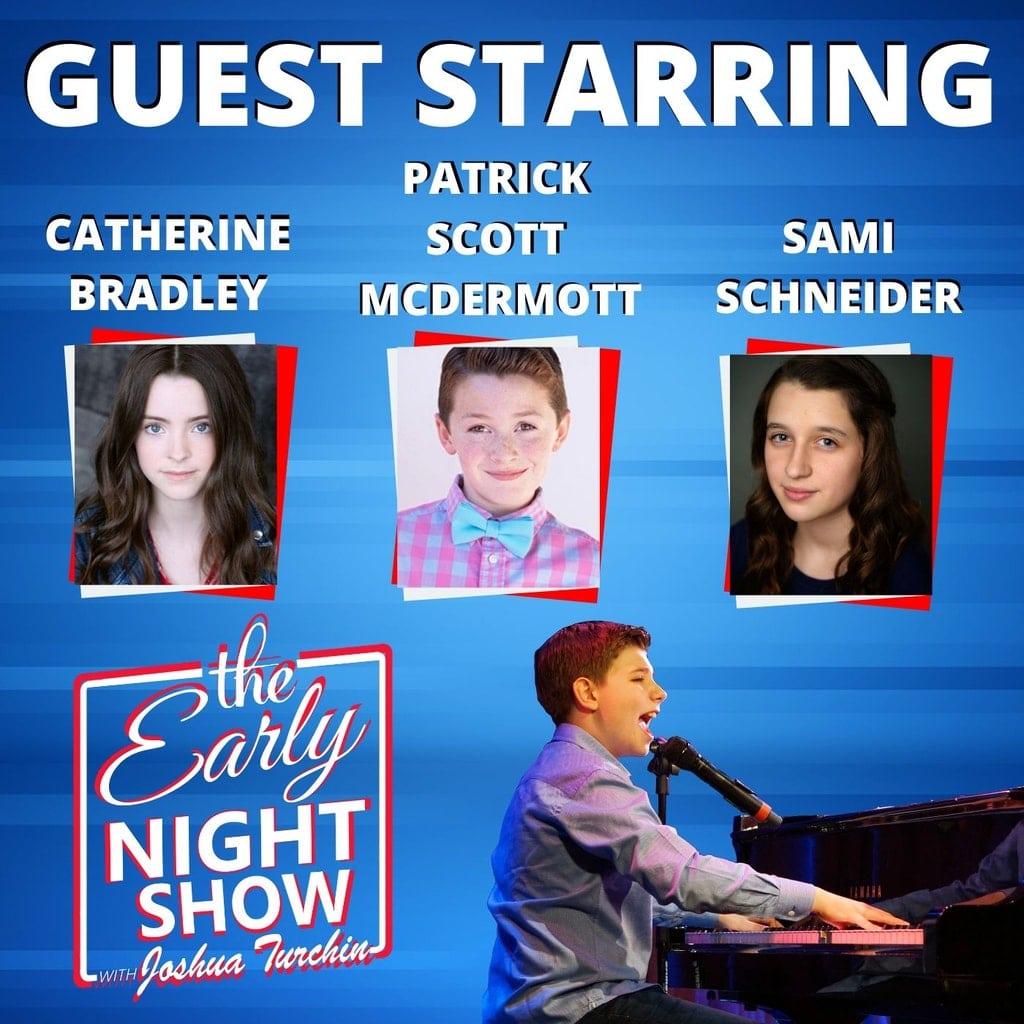 The Early Night Show - S2 Ep4 - Catherine Bradley, Patrick Scott McDermott, Sami Schneider