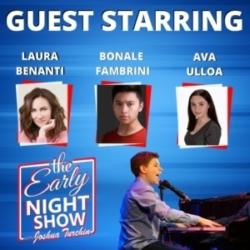 The Early Night Show - S2 Ep5 - Laura Benanti, Ava Ulloa, Bonale Fambrini