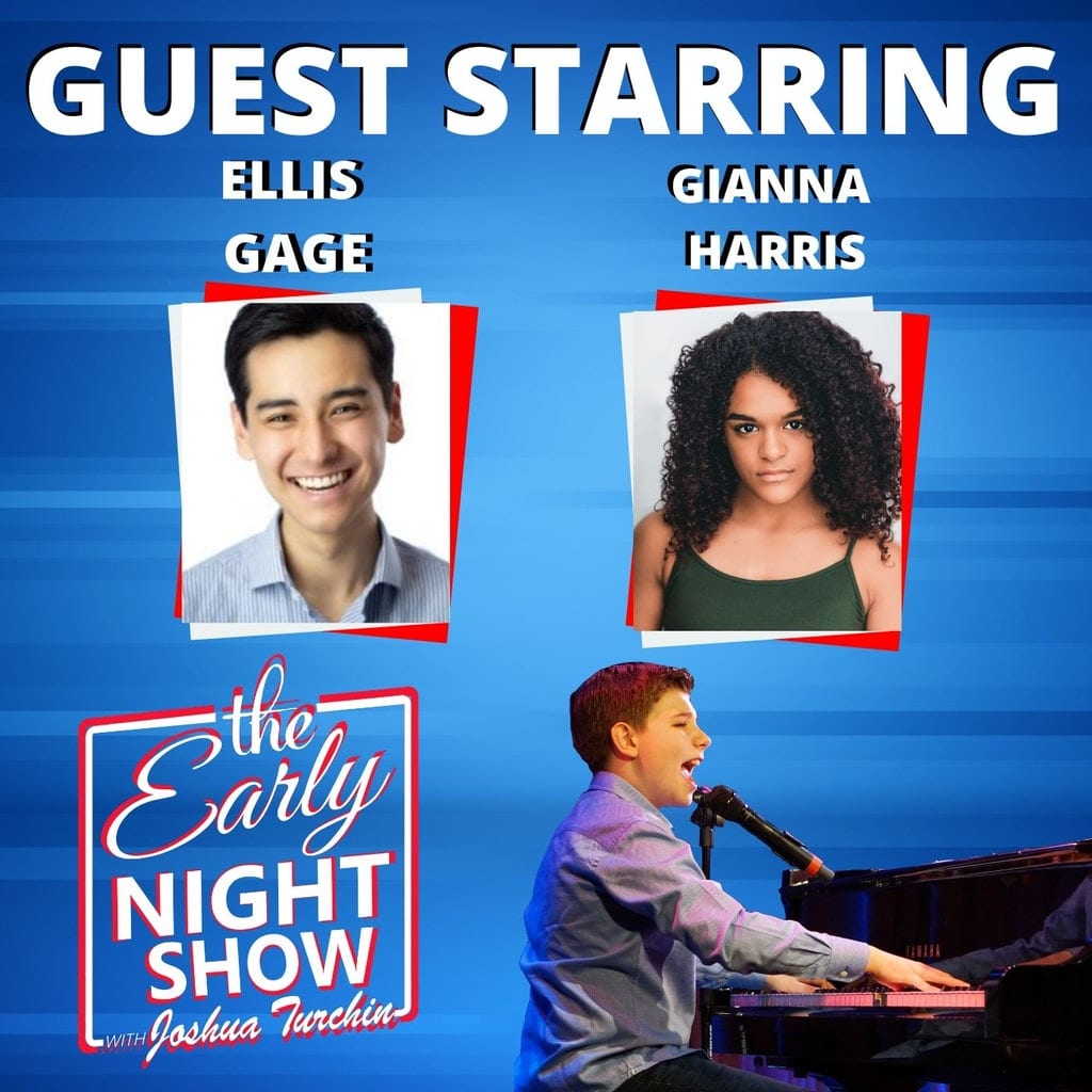 The Early Night Show - S2 Ep6 - Gianna Harris, Ellis Gage