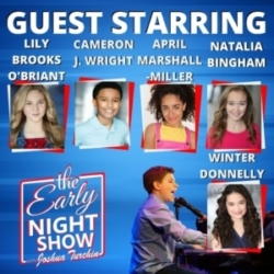 The Early Night Show - S2 Ep8 - Winter Donnelly, April Marshall-Miller, Natalia Bingham, Cameron J. Wright, Lily Brooks O'Briant
