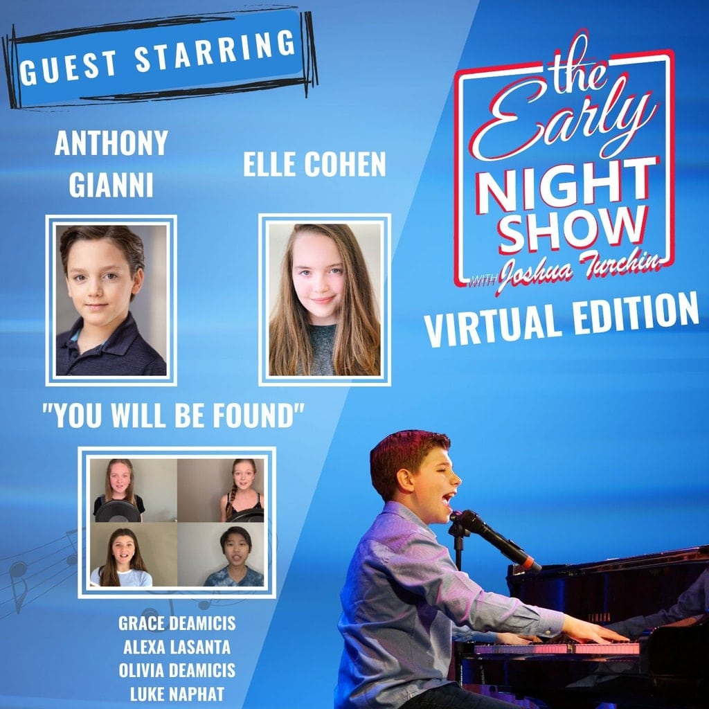 The Early Night Show - S3 Ep1 - Anthony Gianni, Elle Cohen, Grace DeAmicis, Alexa Lasanta, Olivia DeAmicis, Luke Naphat