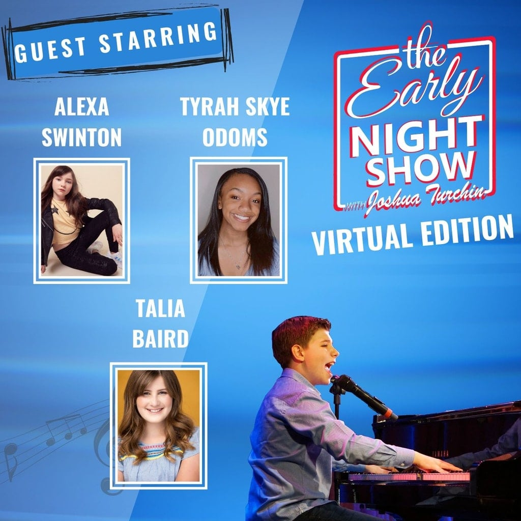 The Early Night Show - S3 Ep10 - Alexa Swinton, Tyrah Skye Odoms, Talia Baird