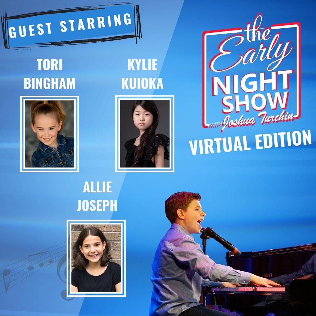 The Early Night Show - S3 Ep11 - Tori Bingham, Kylie Kuioka, Allie Joseph