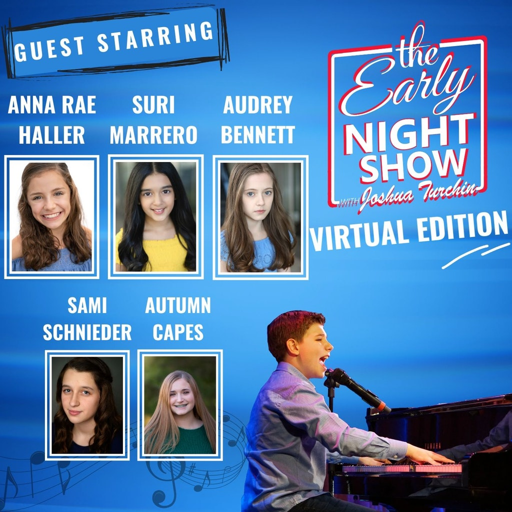 The Early Night Show - S3 Ep13 - Audrey Bennett, Suri Marrero, Anna Rae Haller, Autumn Capes, Sami Schneider