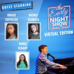 The Early Night Show - S3 Ep14 - Grace Capeless, Nicole Scimeca, Renee Elkady