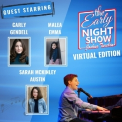 The Early Night Show - S3 Ep15 - Sarah McKinley Austin, Carly Gendell, Malea Emma