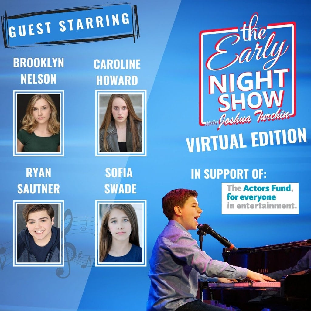 The Early Night Show - S3 Ep4 - Brooklyn Nelson, Caroline Howard, Sofia Swade, Ryan Sautner