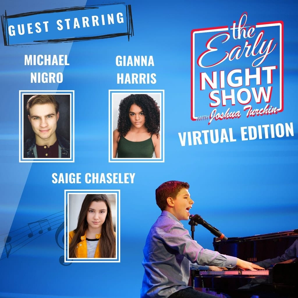 The Early Night Show - S3 Ep5 - Gianna Harris, Michael Nigro, Saige Chaseley