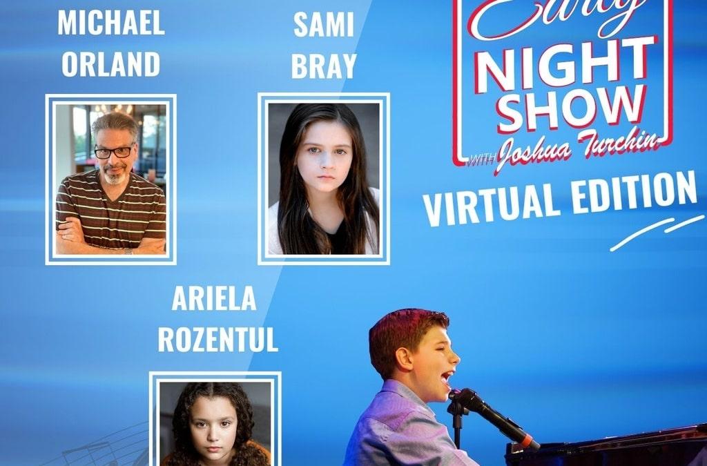 S3 Ep6 – Michael Orland, Sami Bray, Ariela Rozentul