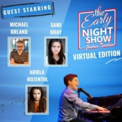 The Early Night Show - S3 Ep6 - Michael Orland, Sami Bray, Ariela Rozentul