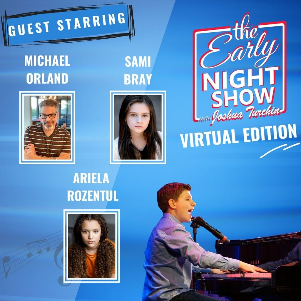The Early Night Show - S3 Ep6 - Michael Orland, Sami Bray, Ariela Rozentul