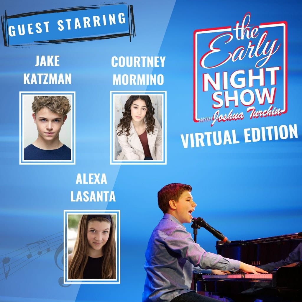 The Early Night Show - S3 Ep7 - Jake Katzman, Courtney Mormino, Alexa Lasanta