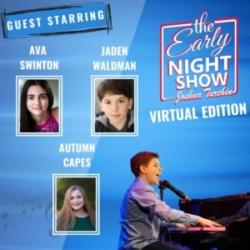 The Early Night Show - S3 Ep8 - Ava Swinton, Jaden Waldman, Autumn Capes