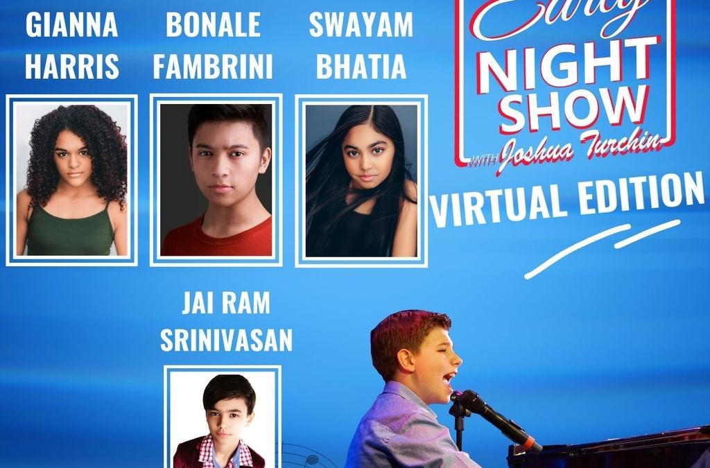 S4 Ep1 – Gianna Harris, Bonale Fambrini, Swayam Bhatia, Jai Ram Srinivasan