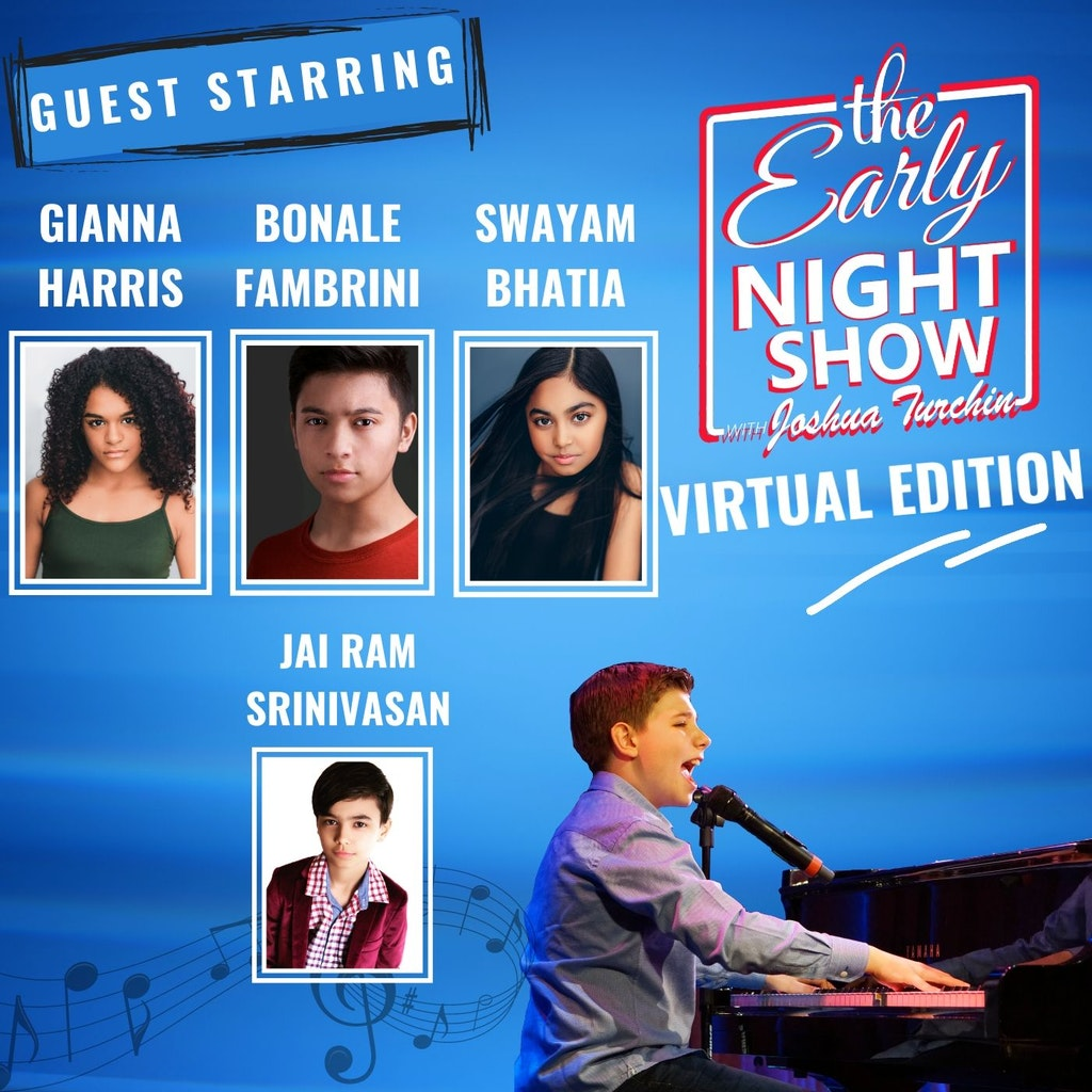 The Early Night Show - S4 Ep1 - Gianna Harris, Bonale Fambrini, Swayam Bhatia, Jai Ram Srinivasan