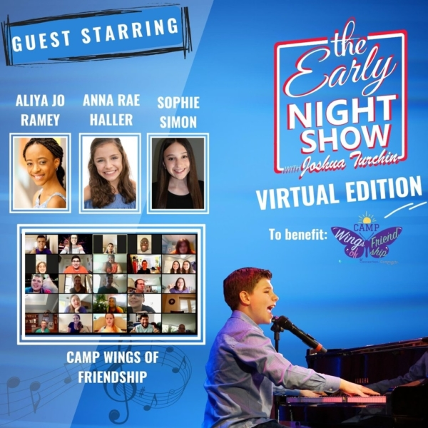 The Early Night Show - S4 Ep10 - Camp Wings of Friendship, Aliya Jo Ramey, Anna Rae Haller, Sophie Simon