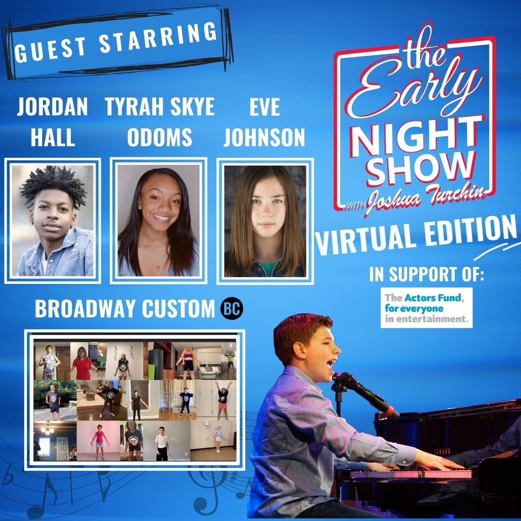 The Early Night Show - S4 Ep12 - Jordan Hall, Tyrah Skye Odoms, Eve Johnson, Broadway Custom
