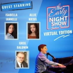 The Early Night Show - S4 Ep13 - Allie Kiesel, Greg Baldwin, Isabella Iannelli