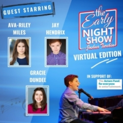The Early Night Show - S4 Ep14 - Ava-Riley Miles, Jay Hendrix, Gracie Dundee
