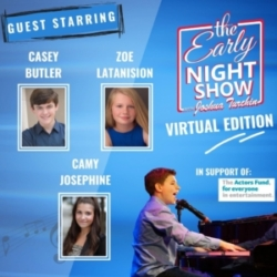 The Early Night Show - S4 Ep15 - Casey Butler, Zoe Latanision, Camy Josephine