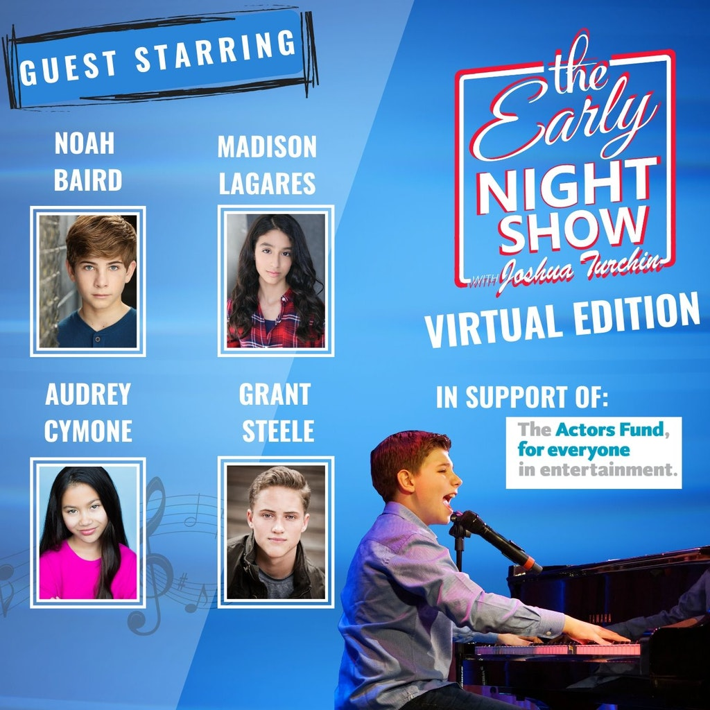 The Early Night Show - S4 Ep2 - Noah Baird, Audrey Cymone, Madison Lagares, Grant Steele