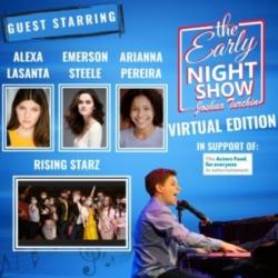 The Early Night Show - S4 Ep4 - Emerson Steele, Alexa Lasanta, Arianna Pereira, Rising Starz