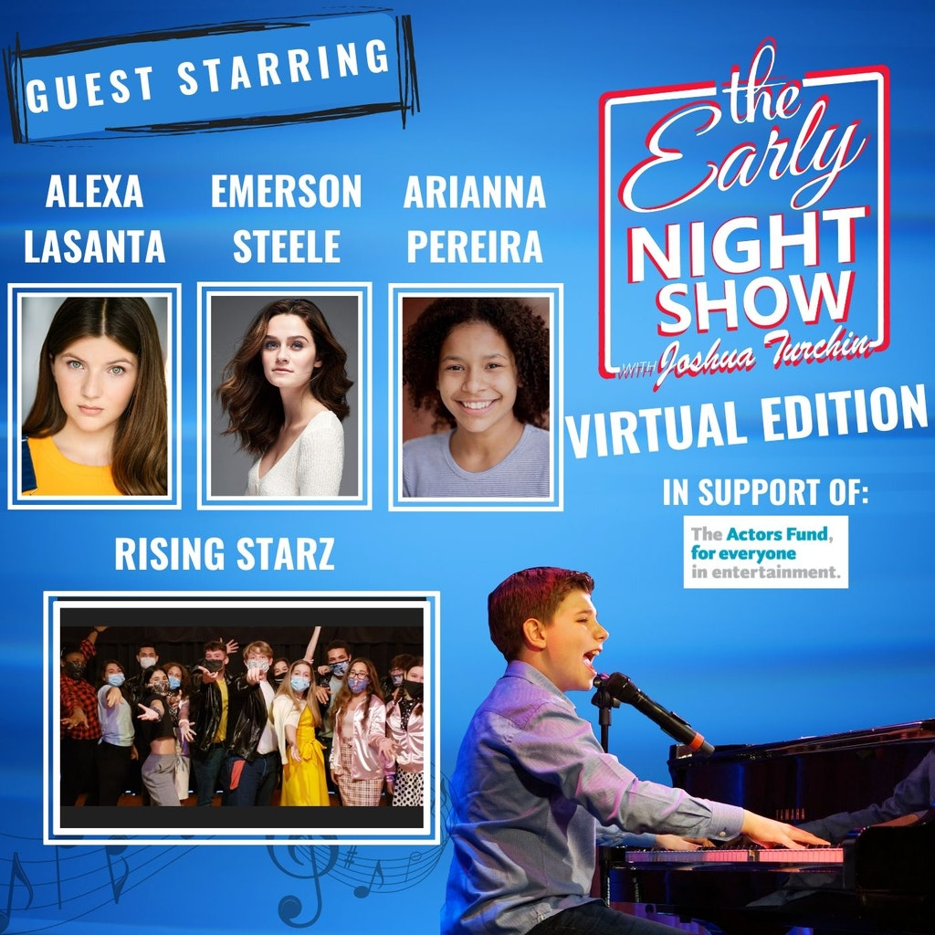 The Early Night Show - S4 Ep4 - Emerson Steele, Alexa Lasanta, Arianna Pereira, Rising Starz