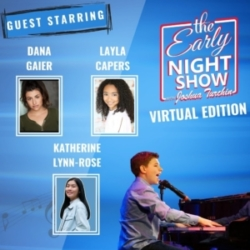The Early Night Show - S4 Ep6 - Dana Gaier, Layla Capers, Katherine Lynn-Rose
