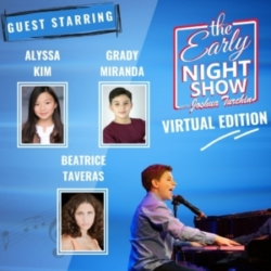 The Early Night Show - S4 Ep7 - Alyssa Kim, Grady Miranda, Beatrice Taveras