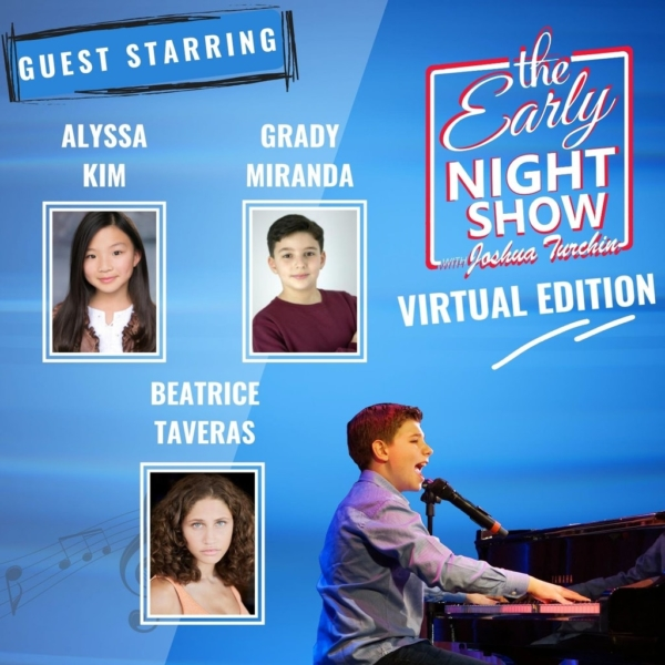 The Early Night Show - S4 Ep7 - Alyssa Kim, Grady Miranda, Beatrice Taveras
