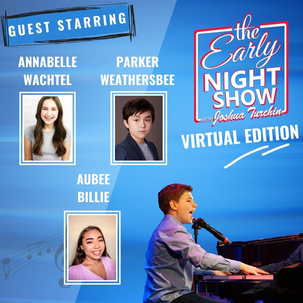 The Early Night Show - S4 Ep8 - Annabelle Wachtel, Parker Weathersbee, Aubee Billie