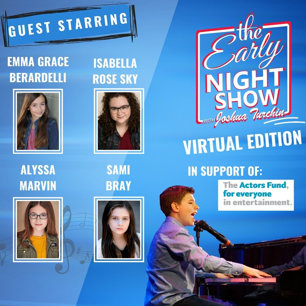 The Early Night Show - S4 Ep8 - Emma Grace Berardelli, Sami Bray, Isabella Rose Sky, Alyssa Marvin