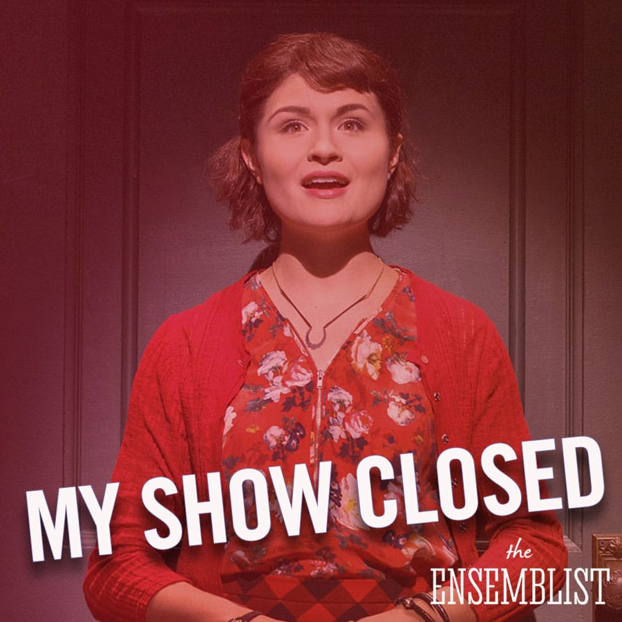 The Ensemblist Episode 243 The Spark File and Phillipa Soo