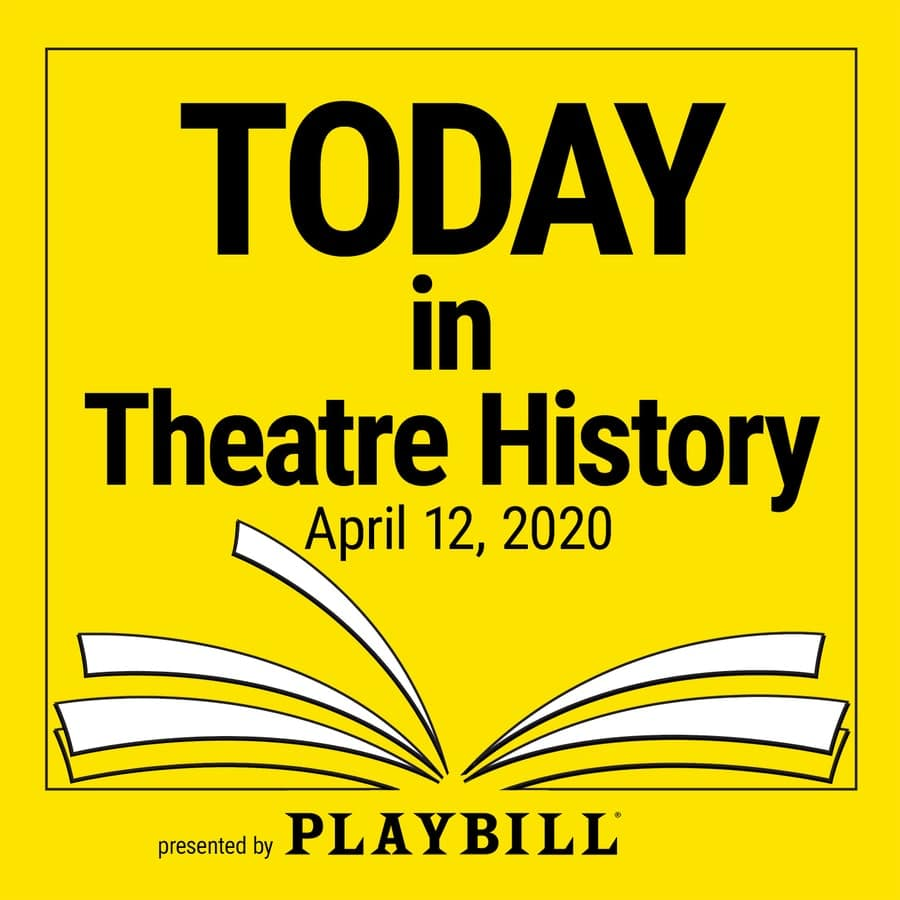Today in Theatre History - April 12, 2020: Jessica Lange makes her Broadway debut and Ann Miller celebrates her birthday