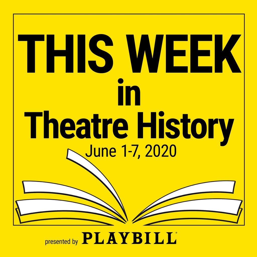 Today in Theatre History - June 1–7, 2020: Bob Fosse, Gwen Verdon, and Chita Rivera gave 'em the old razzle dazzle when Chicago debuted
