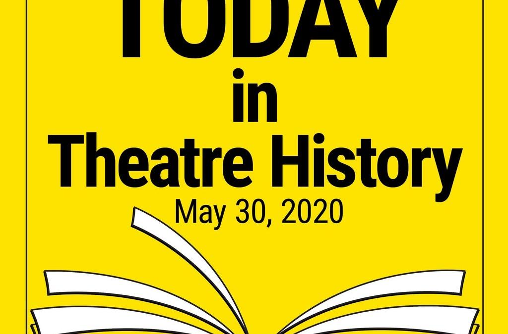 May 30, 2020: Happy birthday to Tony winner Idina Menzel!