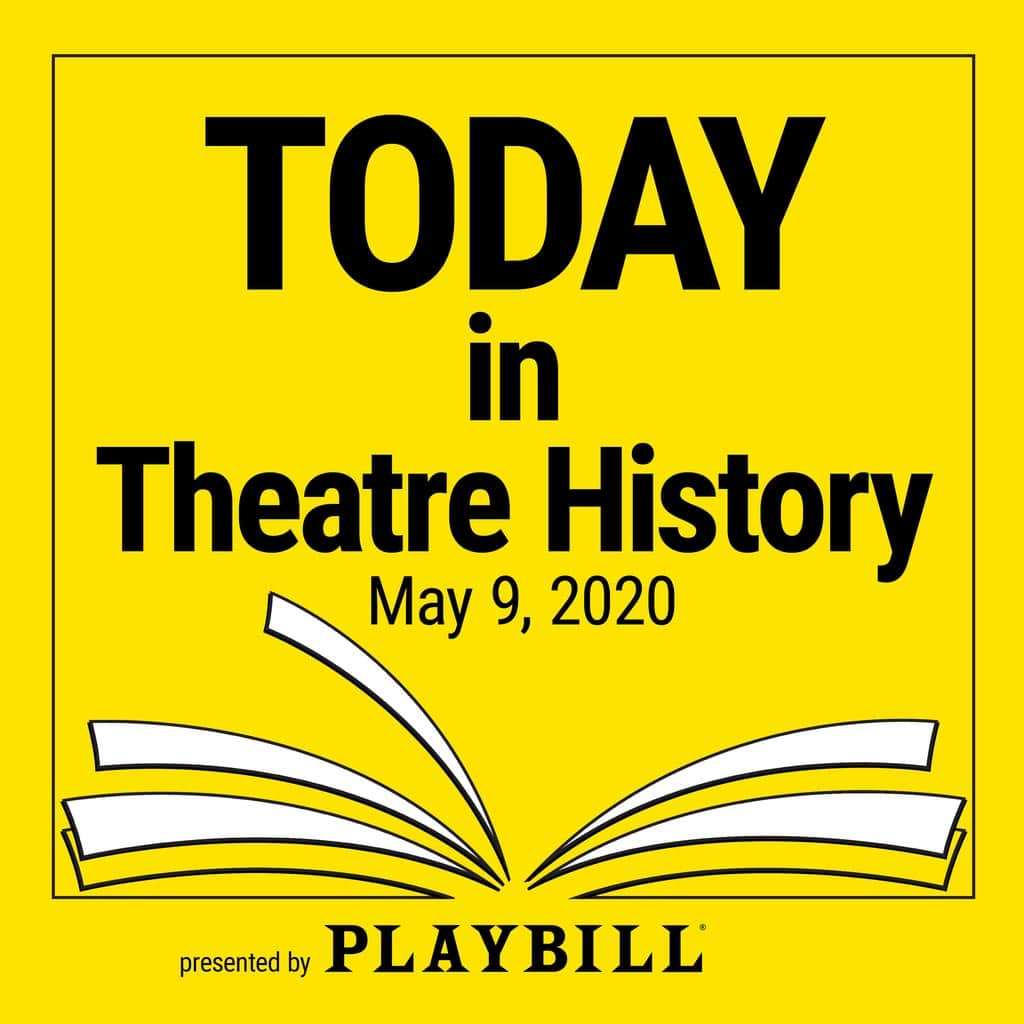 Today in Theatre History - May 9, 2020: Vivien Leigh and Laurence Olivier bring Romeo and Juliet to life, and Passion comes to Broadway