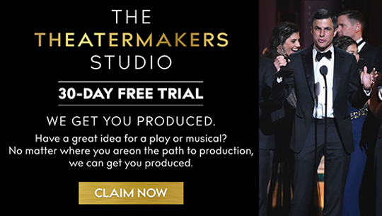 Ad - Theater Makers Studio