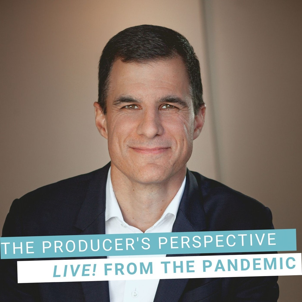 The Producer's Perspective Podcast with Ken Davenport - Live From The Pandemic #1: KEN DAVENPORT