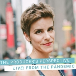 The Producer's Perspective Podcast with Ken Davenport - Live From The Pandemic #8: JENN COLELLA