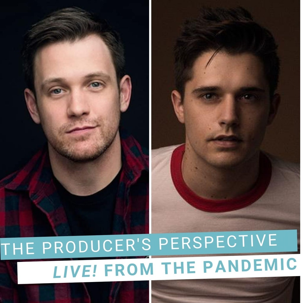 The Producer's Perspective Podcast with Ken Davenport - Live From The Pandemic #9: MICHAEL ARDEN & ANDY MIENTUS